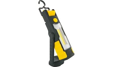 SCHWAIGER Arbeitsleuchte mit zwei LEDs, verstellbar, Magnethalter, IP44 »spritzwassergeschützt« kaufen