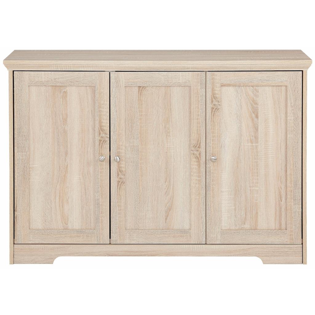 Home affaire Sideboard »Nanna«, Breite 118 cm