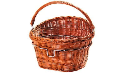 KlickFix Fahrradkorb »Vorderradkorb Weidenkorb« kaufen
