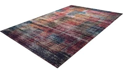 calo-deluxe Teppich »Castor 150«, rechteckig, 6 mm Höhe, Kurzflor, Wohnzimmer kaufen