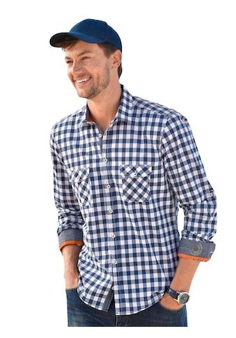Leonardo Langarm - Hemd aus reiner Baumwolle kaufen