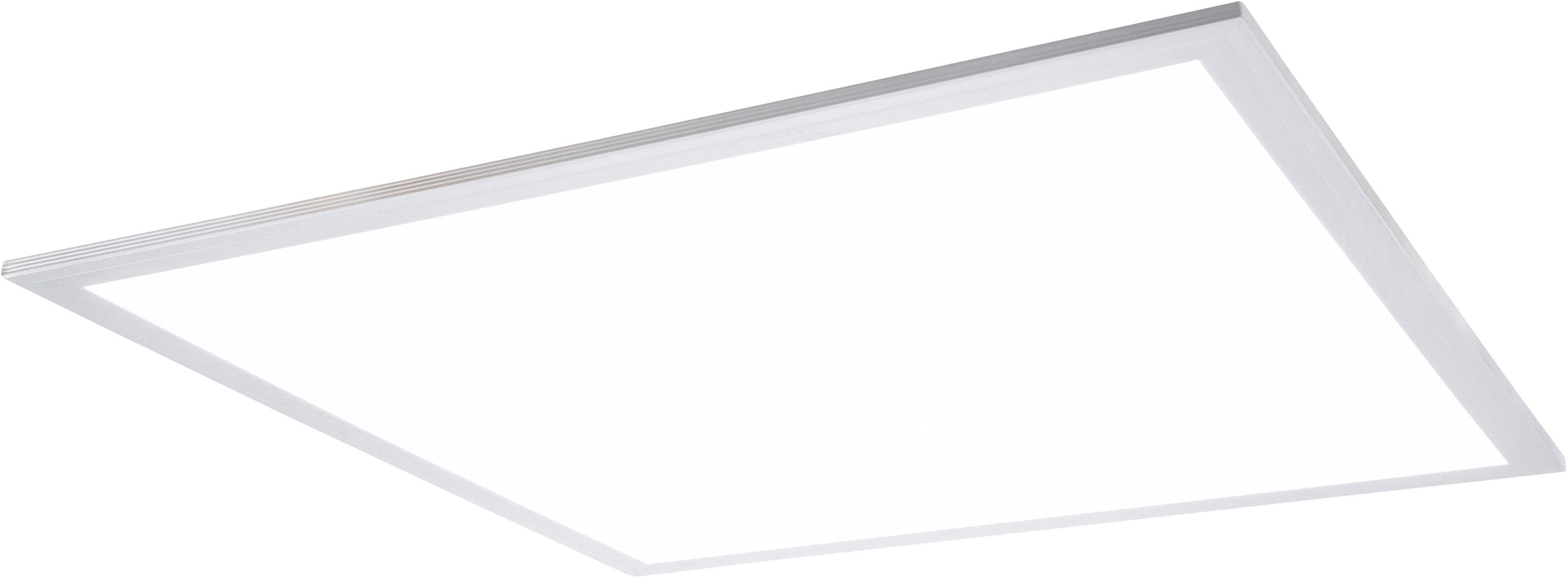 Nino Leuchten LED Deckenleuchte PANELO, LED-Board, Warmweiß, LED Deckenlampe