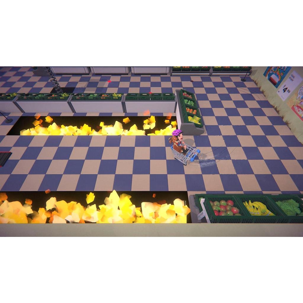 PQube Spiel »Supermarket Shriek«, Nintendo Switch
