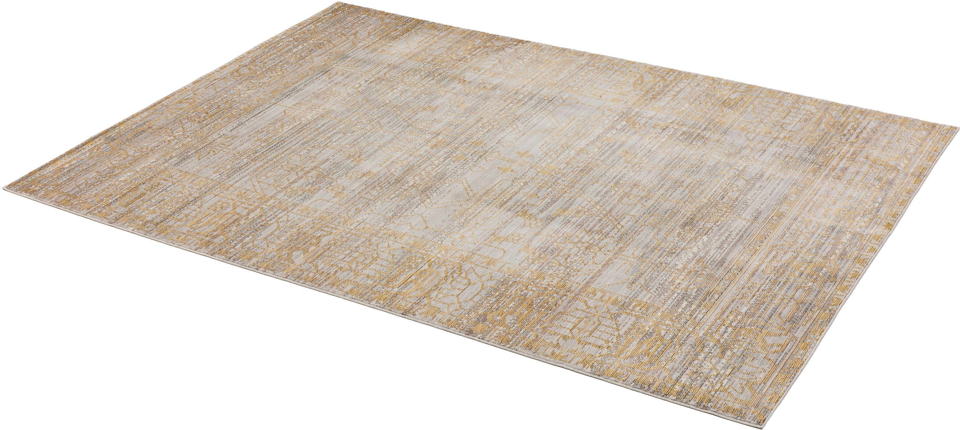 Teppich Shining 5 SCHÖNER WOHNEN-Kollektion rechteckig Höhe 5 mm