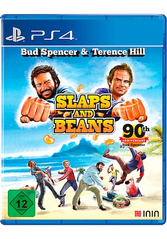 Bud Spencer & Terence: Hill Slaps and Beans PlayStation 4 kaufen