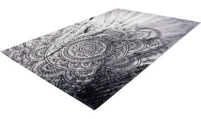Obsession Teppich »My Tattoo 165«, rechteckig, 10 mm Höhe, Kurzflor, Wohnzimmer kaufen