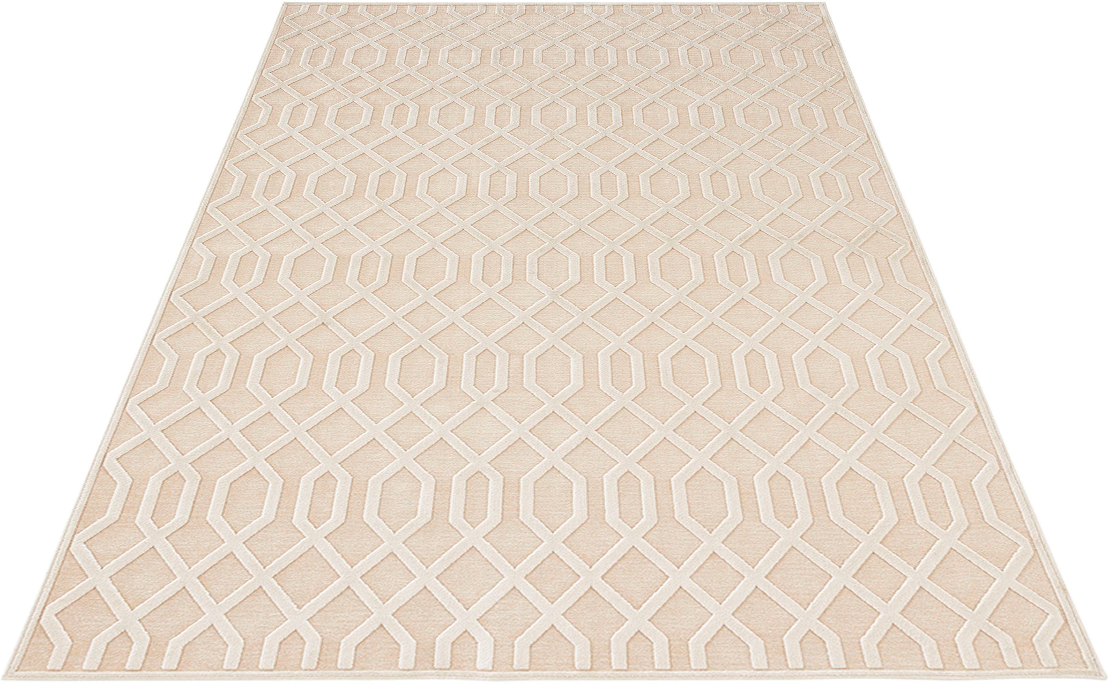Teppich Caine MINT RUGS rechteckig Höhe 4 mm maschinell gewebt