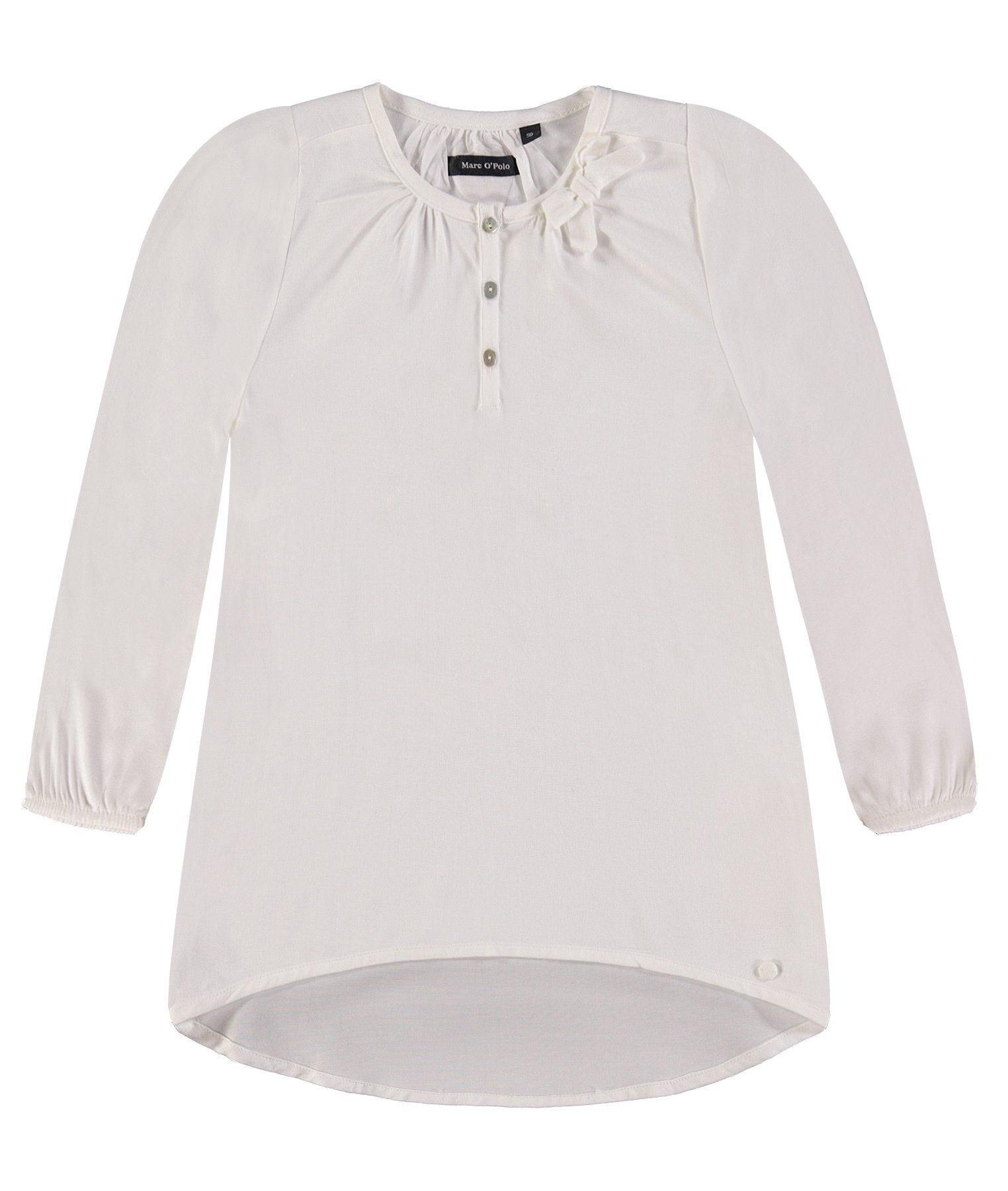 Marc O'Polo Junior Bluse weiß Mädchen Blusen Mädchenkleidung
