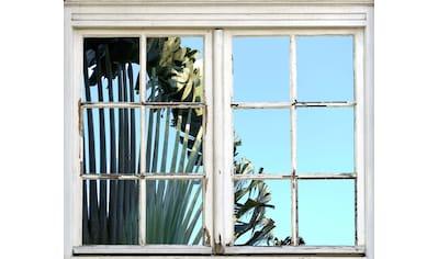 queence Wandsticker »Blätter« kaufen