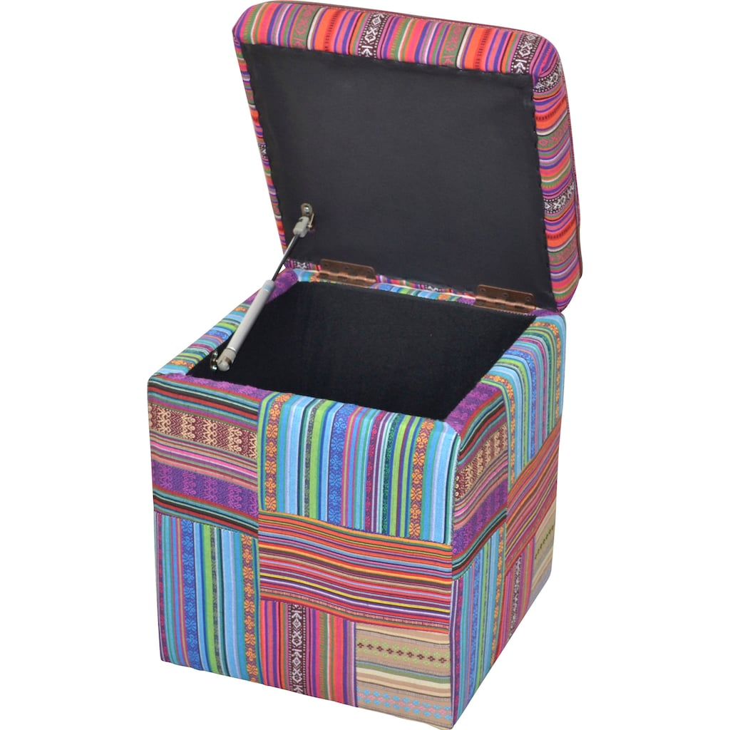 Sitzhocker »Inda«