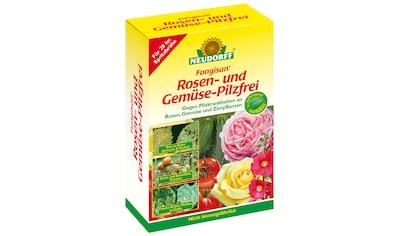 Neudorff Pflanzenschutzmittel »Fungisan Rosen- und Gemüse-Pilzfrei«, 16 ml kaufen