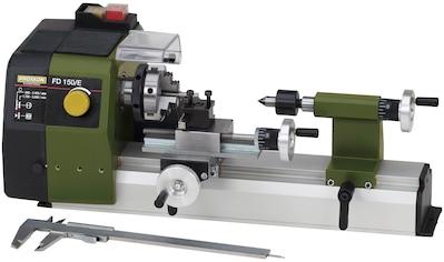 PROXXON Feindrehmaschine »FD 150/E«, 220  -  240 V, 50/60 Hz kaufen