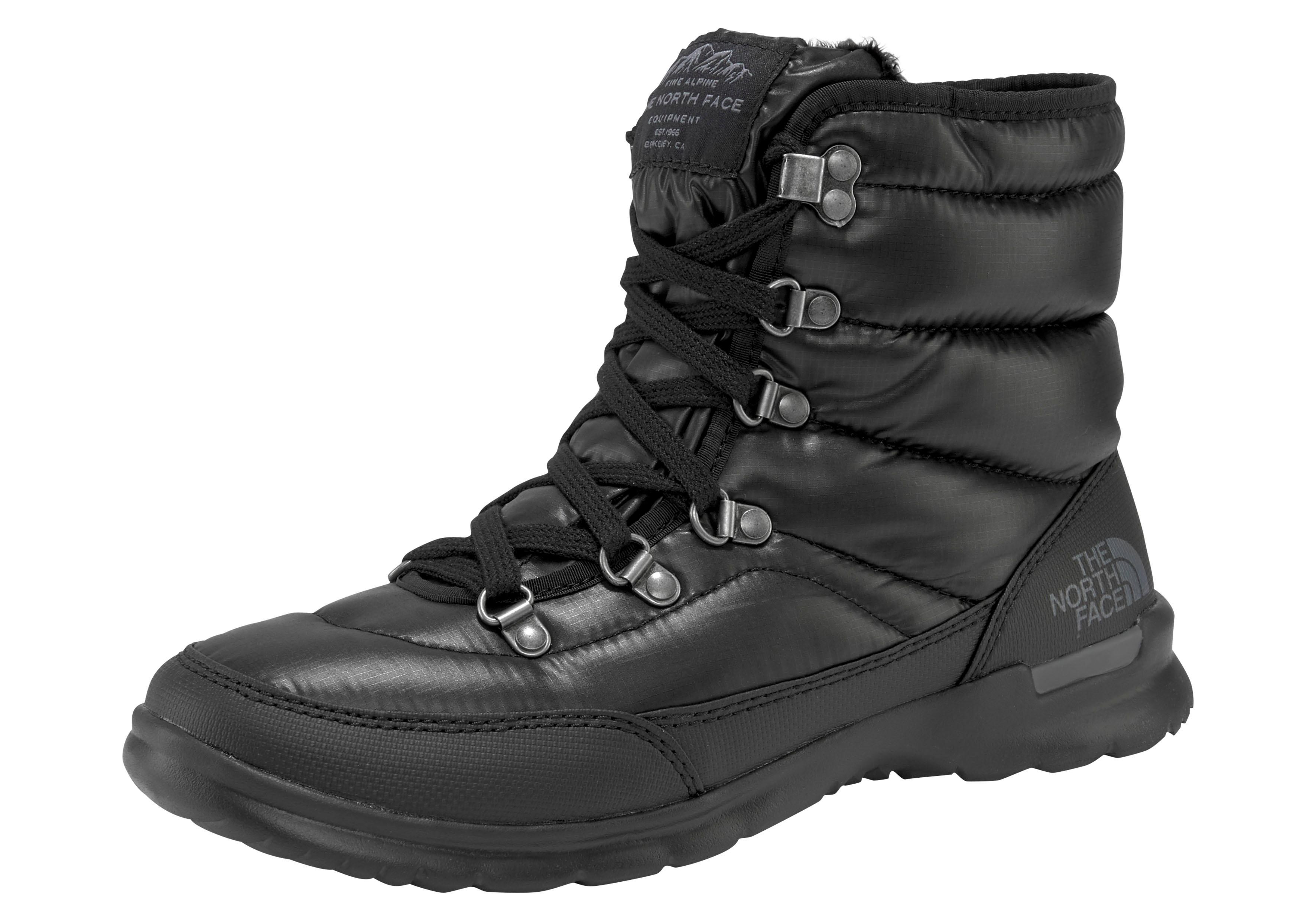 The North Face Outdoorwinterstiefel W ThermoBall™ Lace | Schuhe > Outdoorschuhe > Outdoorwinterstiefel | The North Face