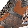 Remonte Sneaker, mit Snake-Prägung
