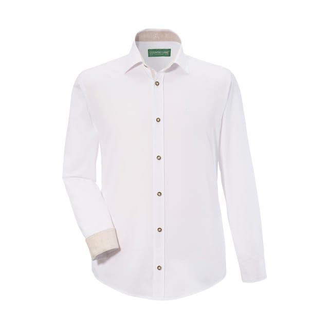 Country Line Trachtenhemd mit Hirschstick