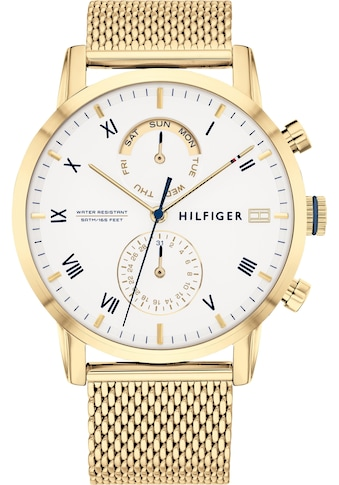 TOMMY HILFIGER Multifunktionsuhr »Dressed Up, 1710403« kaufen