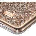 Swarovski Smartphone-Hülle »Glam Rock Smartphone Schutzhülle mit integriertem Stoßschutz, iPhone® 11 Pro, roségoldfarben, 5515624«