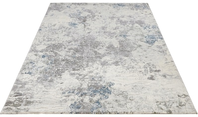 ELLE Decor Teppich »Fontaine«, rechteckig, 11 mm Höhe, Kurzflor in Marmor Optik, Wohnzimmer kaufen