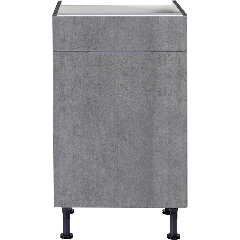 OPTIFIT Spülenschrank »Tara«, Breite 50 cm