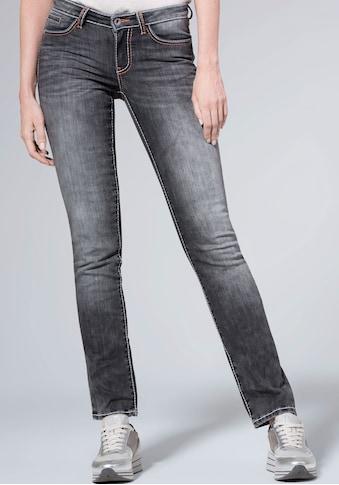 SOCCX Straight - Jeans »RO:MY« kaufen