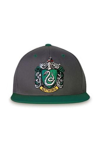 LOGOSHIRT Snapback Cap »Harry Potter – Slytherin«, mit lizenziertem Originaldesign kaufen