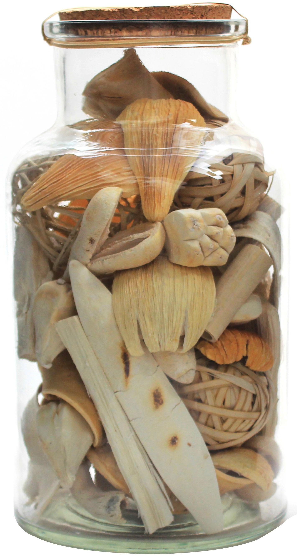 Home affaire Dekoflasche Flora | Dekoration > Vasen > Tischvasen | Home Affaire