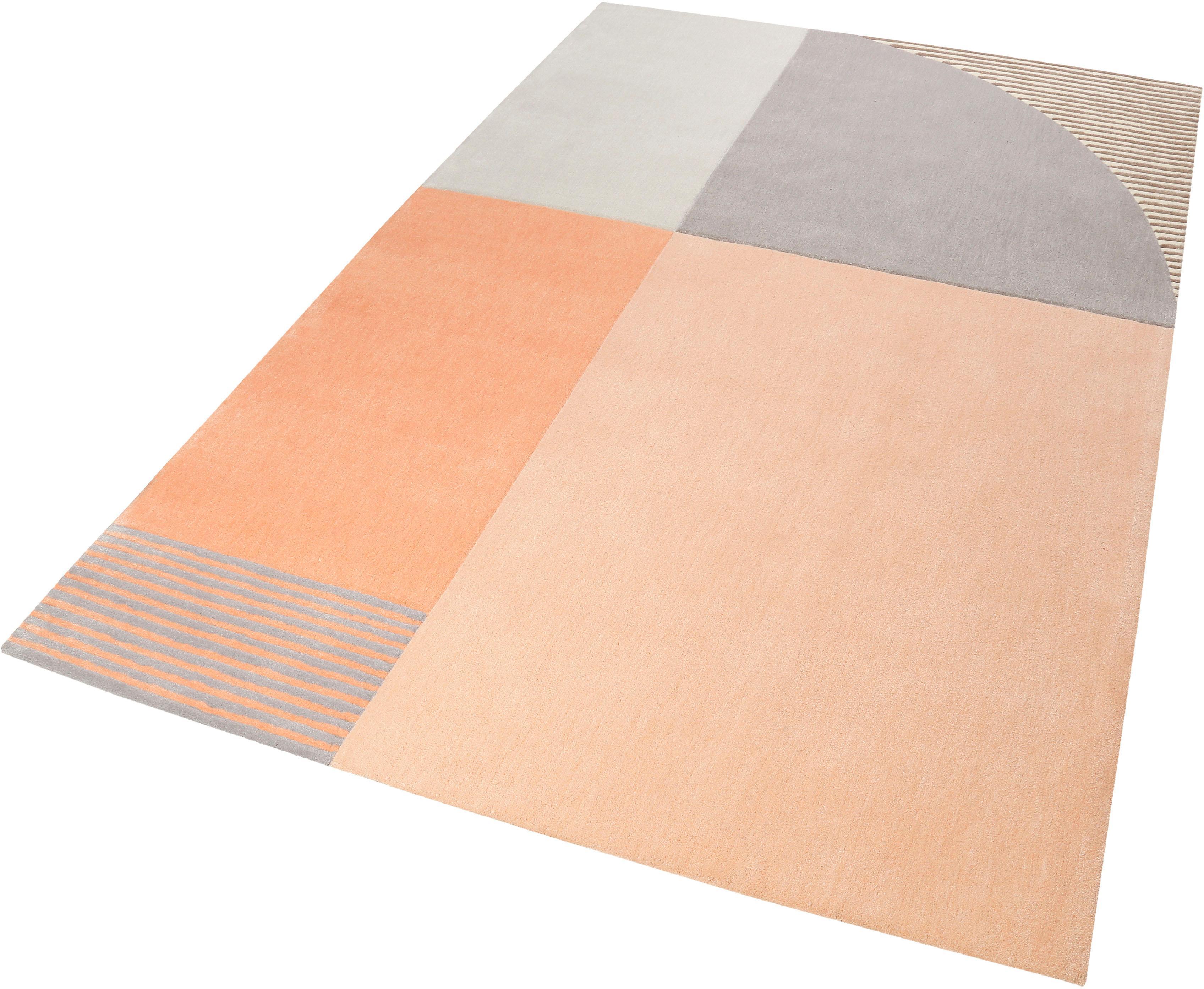 Teppich Runway Esprit rechteckig Höhe 9 mm maschinell getuftet