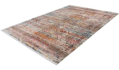 Obsession Teppich »My Inca 356«, rechteckig, 6 mm Höhe, Kurzflor, modernes Design, mit... kaufen