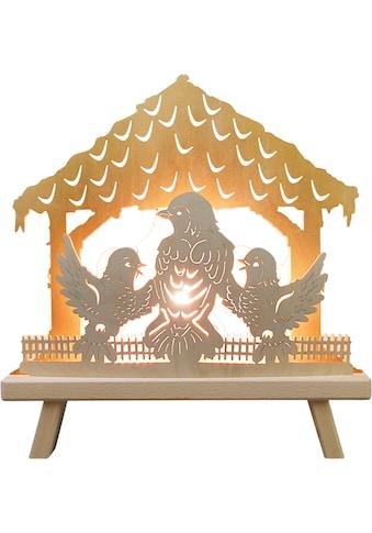 Weigla Lichterbogen »Vogelhaus« kaufen