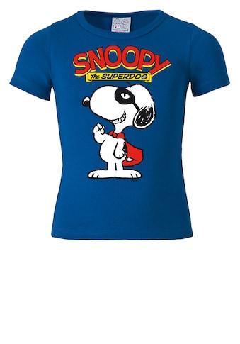 LOGOSHIRT T-Shirt mit tollem Snoopy-Design kaufen