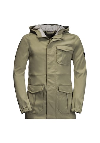 Jack Wolfskin Funktionsjacke »LAKESIDE SAFARI JACKET KIDS« kaufen