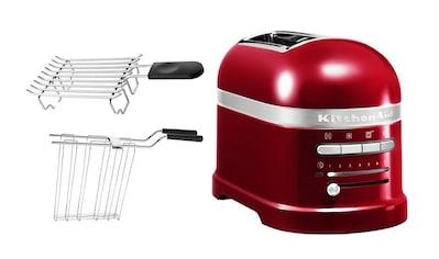 KitchenAid Toaster »Artisan 5KMT2204ECA«, 2 kurze Schlitze, für 2 Scheiben, 1250 W kaufen