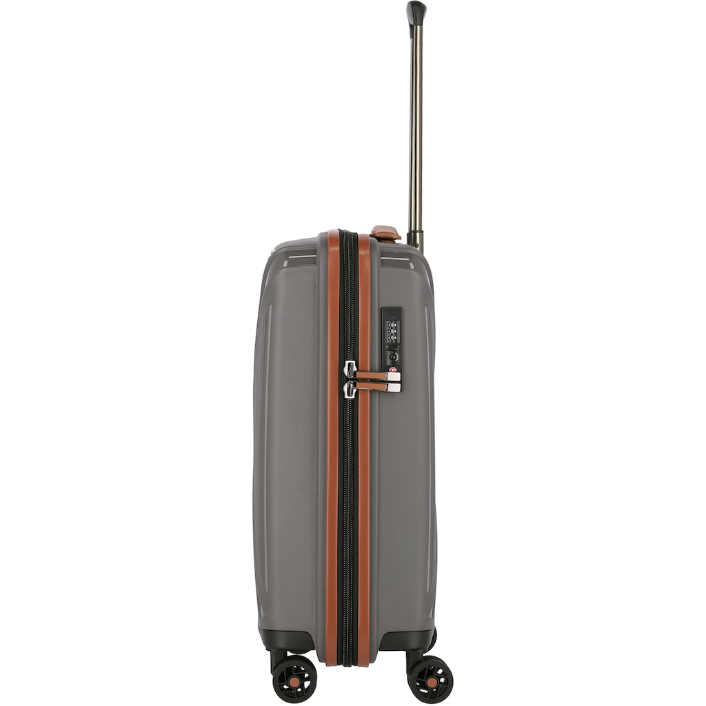 TITAN® Hartschalen-Trolley »Paradoxx S, 55 cm«, 4 Rollen