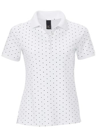 Poloshirt mit Tupfen kaufen