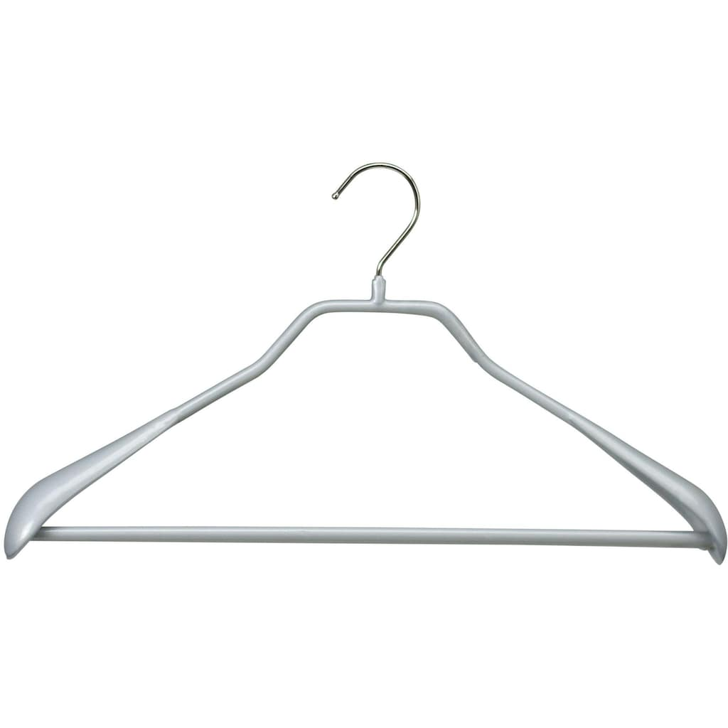 MAWA Kleiderbügel »Bodyform 42/LS«, (Set, 10 tlg.)