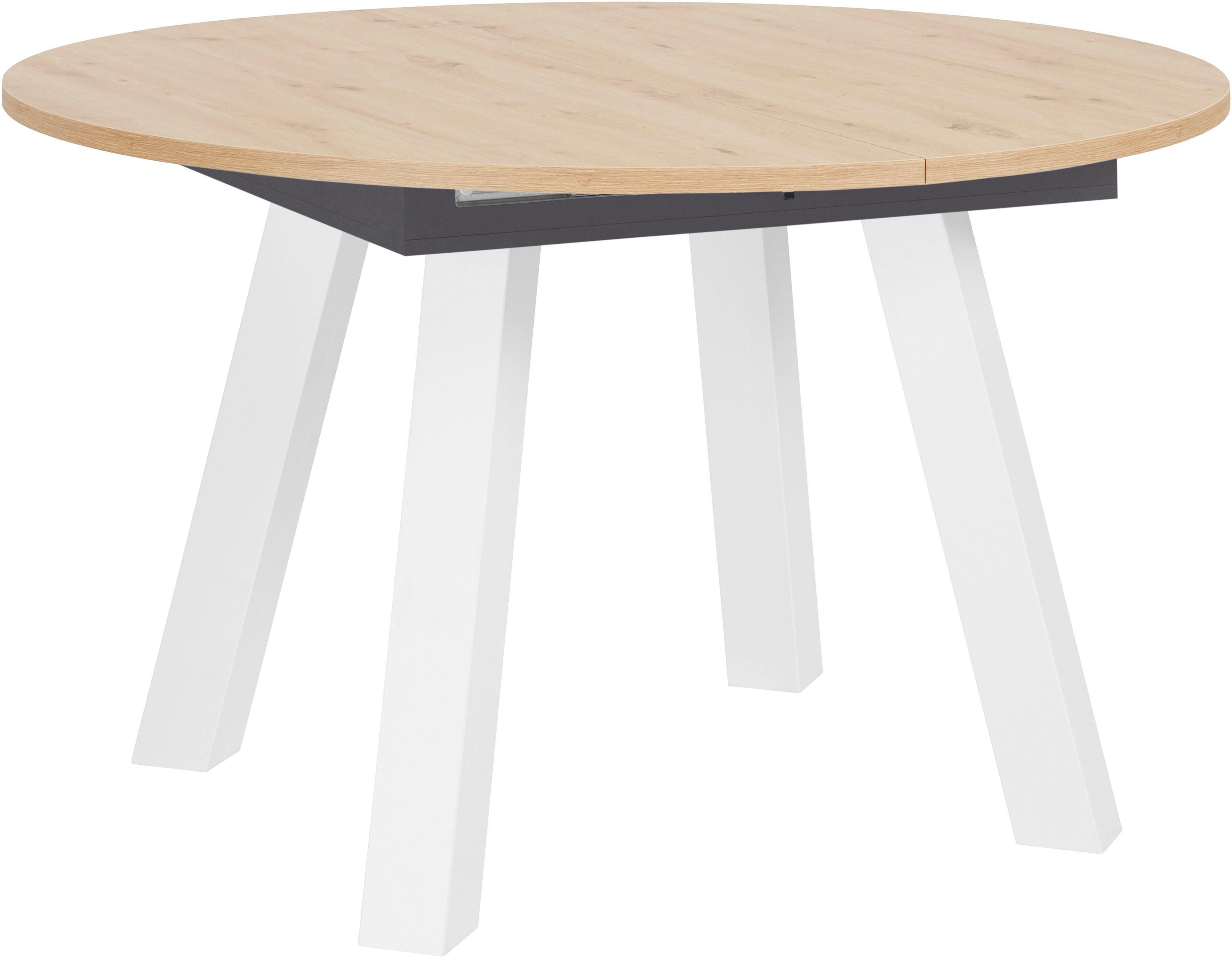 Esstisch Wohnen/Möbel/Tische/Esstische/Ausziehbare Esstische