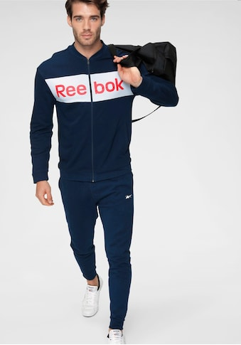 Reebok Trainingsanzug »TE Linear Logo FT T« (Set, 2 tlg.) kaufen