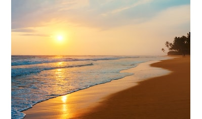 Papermoon Fototapete »Sri Lanka Beach Sunset« kaufen