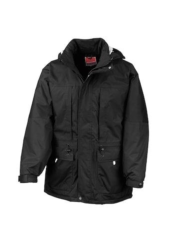 Result Winterjacke »Herren Multifunktionsjacke / Winter-Jacke« kaufen
