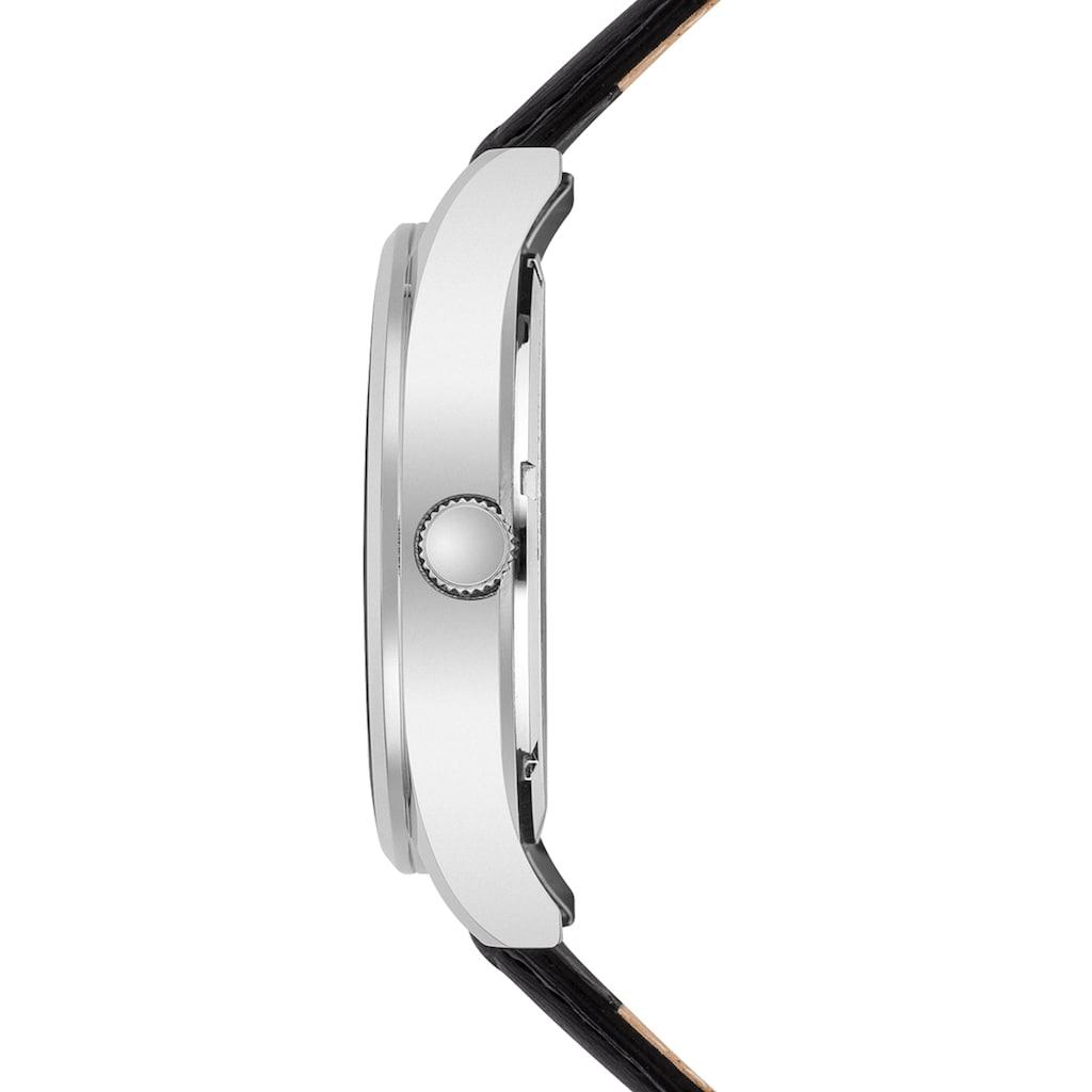 Rhodenwald & Söhne Quarzuhr »Couragian T4785«, (1 tlg.), mit Echtleder-Armband