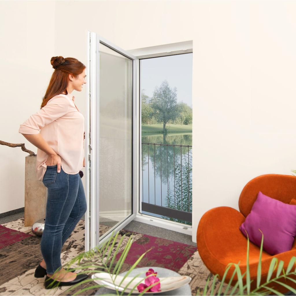Windhager Insektenschutz-Fenster, BxH: 130x220 cm