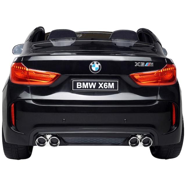 MIWEBA Elektro-Kinderauto »BMW X6M F16 XXL Zweisitzer«, für Kinder ab 3 Jahre, 12 V
