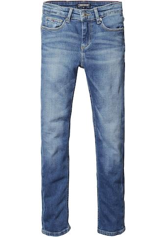 Tommy Hilfiger Stretch-Jeans »SCANTON SLIM« kaufen
