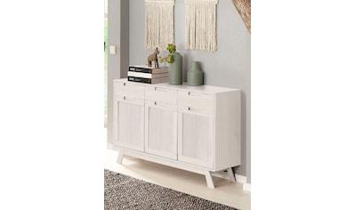 Home affaire Sideboard »Ohio«, im traditionellem Design und vielen... kaufen
