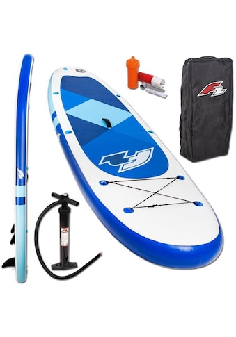 F2 Inflatable SUP-Board »F2 Prime blue«, (Set, 3 tlg.) kaufen