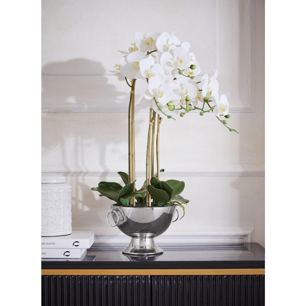 Guido Maria Kretschmer Home&Living Kunstorchidee »Couturier«, in Keramikschale