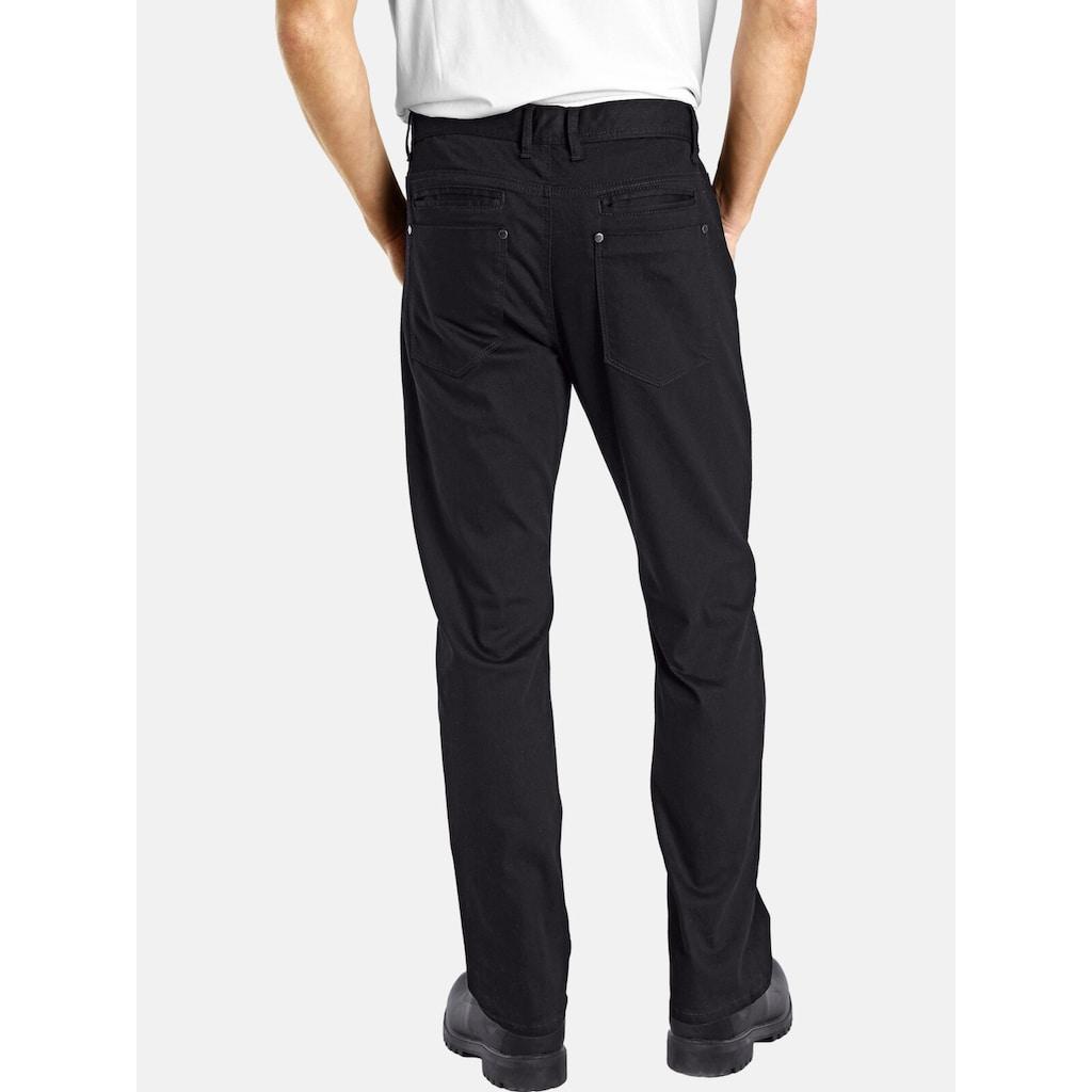 Jan Vanderstorm 5-Pocket-Hose »EINAR«, zwei zusätzliche Gesäßtaschen