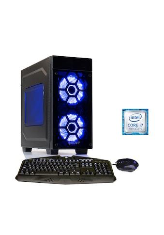 Hyrican Gaming PC i7 - 9700F 16GB RAM 480GB SSD 1TB HDD RTX 2060 SUPER »Striker 6421« kaufen