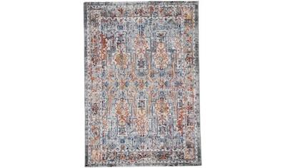 carpetfine Teppich »Aleyna«, rechteckig, 8 mm Höhe, Vintage Look, Wohnzimmer kaufen