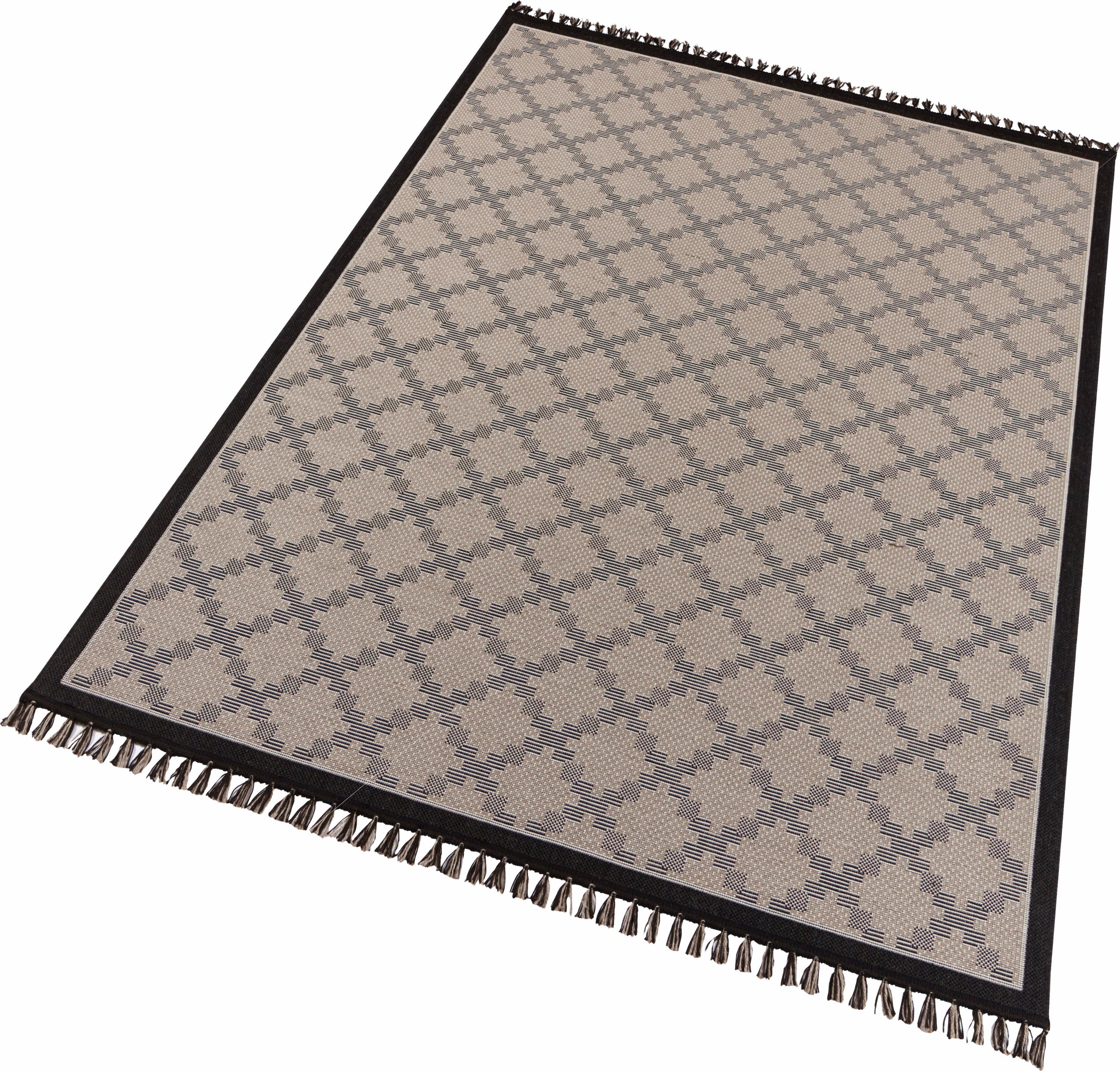 Teppich Malmö freundin Home Collection rechteckig Höhe 3 mm maschinell gewebt